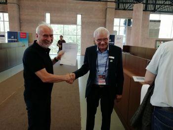 Подписание контракта о расширении сотрудничества